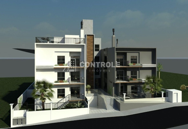 ( K) Terrenos c/ Projeto Aprovado pela Prefeitura e Alvará para Edifício em Canasvieiras - Foto 3