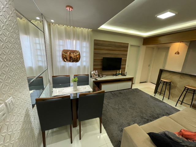 Vendo Apartamento Mobiliado (pronto p morar)  - Foto 9