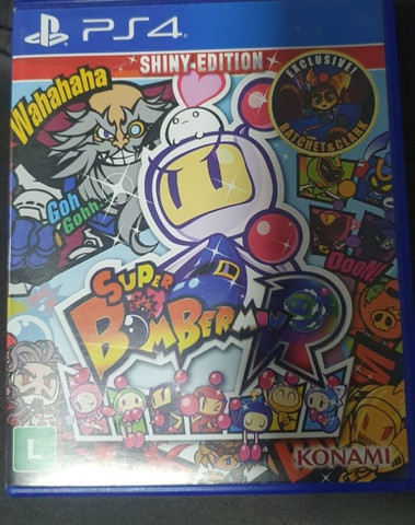 Bomberman PS4
