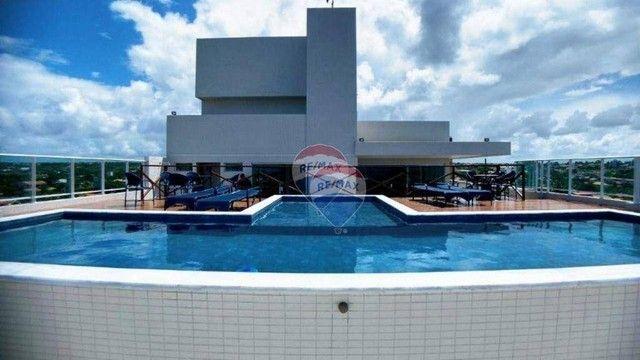 Apartamento com 3 dormitórios à venda, 101 m² por R$ 445.817,00 - Carapibus - Conde/PB - Foto 18