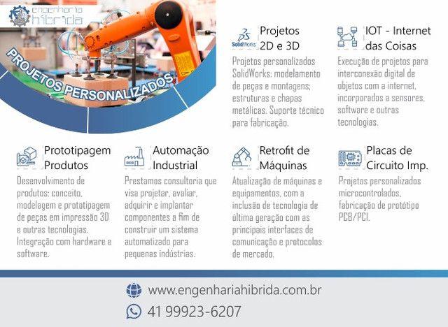 Projetos Personalizados IoT - Internet das Coisas - Telemetria - Foto 2