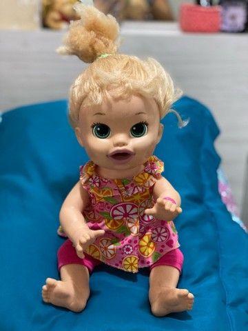 Boneca Comilona Baby Live - Foto 3