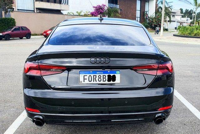 Audi A5 Ambition 2018 impecável 252 cv - Foto 5