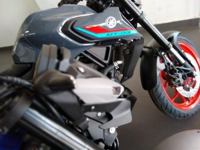 Nova MT - 03 ABS 2022  Emplacada + cap. Personalizado - Foto 15