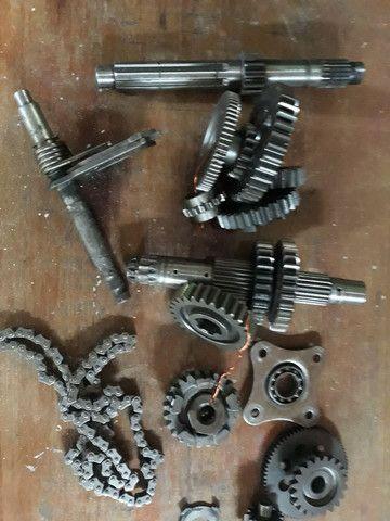 Motor Honda XR 250 Tornado , desmontado com procedência, sem o cabeçote ! - Foto 10