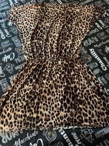 Vestido animal  print  - Foto 2