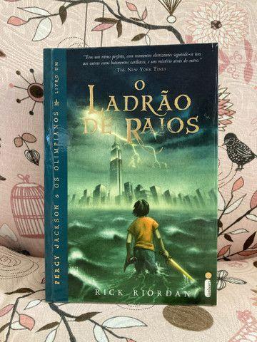 Livros - Percy Jackson e os Olimpianos - Foto 2