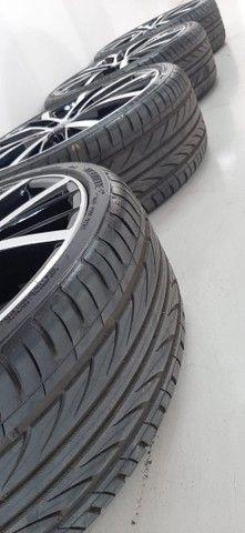 Torro!Rodas aro 20 do Audi R8  e pneus - Foto 3