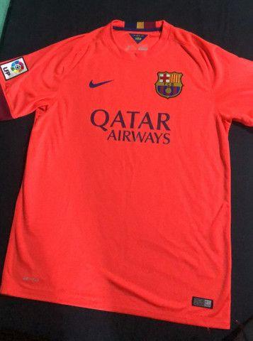 Camiseta Oficial Barcelona  - Foto 2