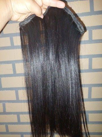 Tela de cabelo humano  - Foto 2
