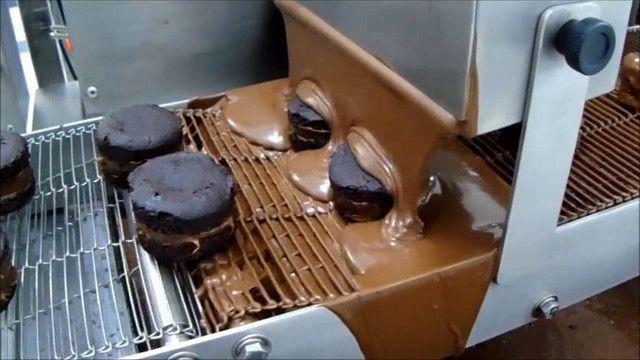 Mini Cobrideira e Derretedeira de Chocolate - Foto 5