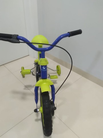 Bicicleta infantil aro 12 - Foto 4