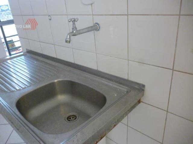 Apartamento com 1 dormitório para alugar por R$ 1.000,00/mês - Pedreira - Belém/PA - Foto 18