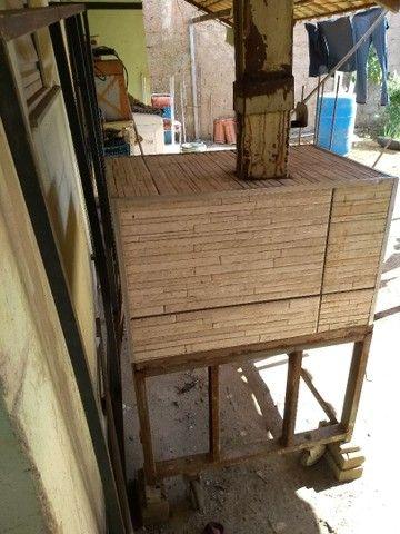Fogão a lenha e forno  - Foto 3