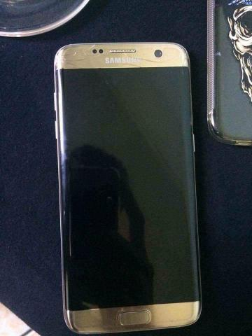 S7 EDGE Gold 32GB