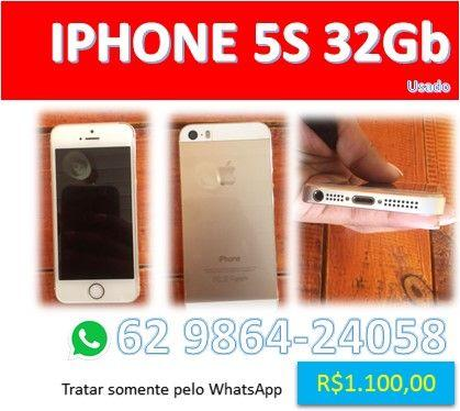 Iphone 5S 32GB conservador