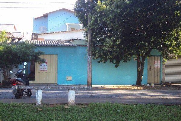 Casa de dois quartos - Bairro Feliz - Goiânia-GO