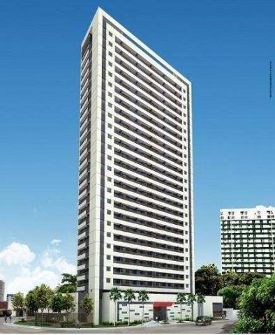 Apartamento com 1 dorm, Soledade, Recife - R$ 225.900,00, 32m? - Codigo: 87...