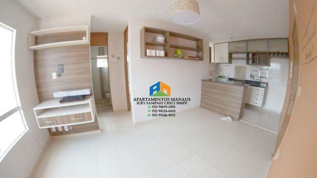 Villa Jardim Lírio - Santa Etelvina - 2 quartos com modulados R135mil