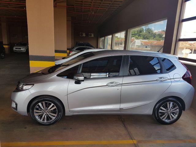 Honda Fit EX 1.5 Automático CVT 2016