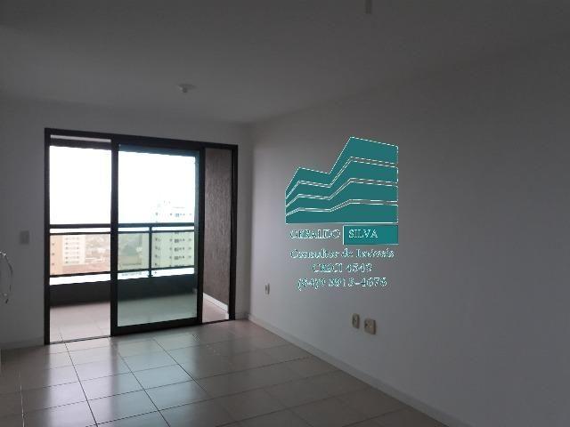 Apartamento com 2/4 sendo 01 suíte - 58 Metros - Lagoa Nova