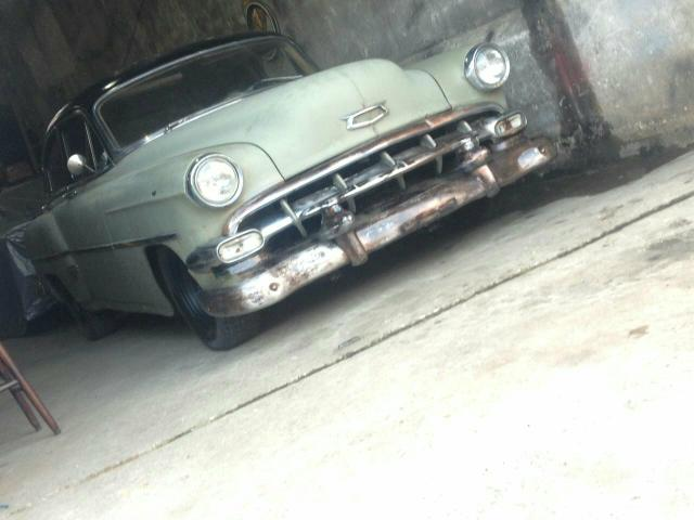 Chevy Belair Sedan 1955 Ratrod