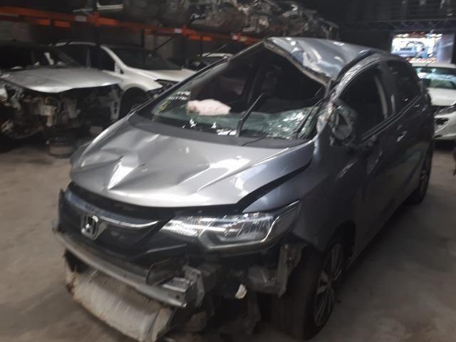 Sucata Honda Fit 2014/15 116cv 1.5 Flex - Foto 4
