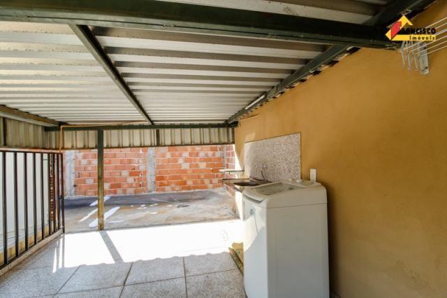Casa residencial para aluguel, 2 quartos, 1 vaga, nossa senhora das graças - divinópolis/m - Foto 15