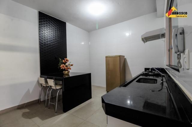 Casa residencial para aluguel, 2 quartos, 1 vaga, nossa senhora das graças - divinópolis/m - Foto 5