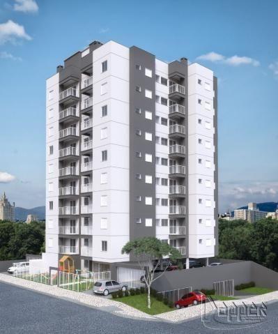 Apartamento à venda com 2 dormitórios em Ideal, Novo hamburgo cod:15322