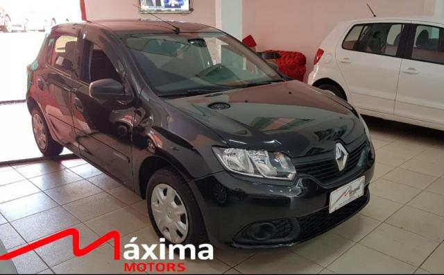 RENAULT SANDERO 2017/2017 1.0 AUTHENTIQUE 16V FLEX 4P MANUAL