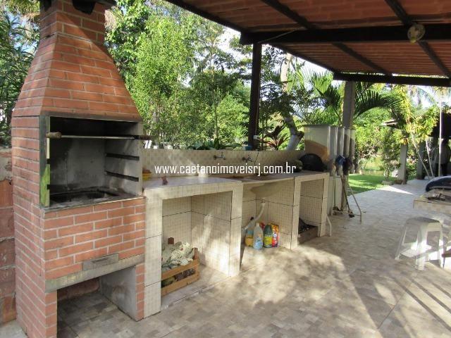 Caetano Imóveis - Sítio de luxo localizado em condomínio de alto padrão (confira!) - Foto 17