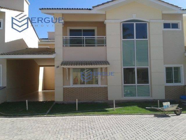 Casa com 3 dormitórios à venda, 186 m² por R$ 768.000,00 - Lagoa Redonda - Fortaleza/CE