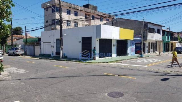 Ponto à venda, 116 m² por r$ 650.000,00 - vila união - fortaleza/ce