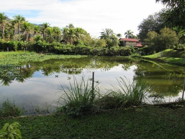 Caetano Imóveis - Sítio de luxo localizado em condomínio de alto padrão (confira!) - Foto 10