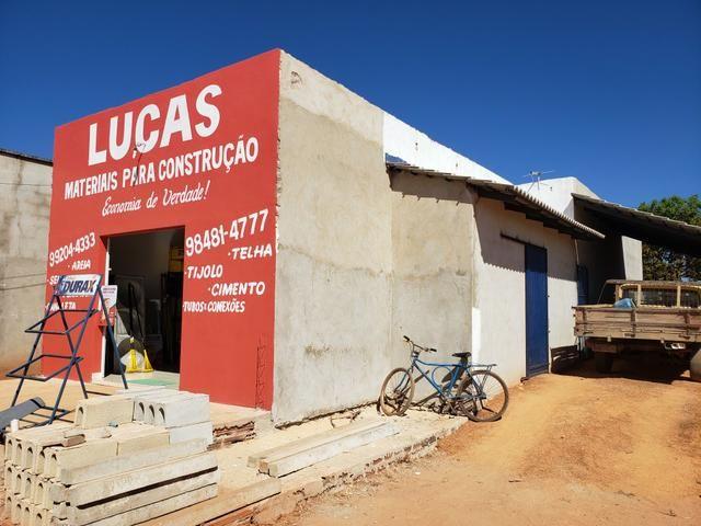 Prédio / Sala Comercial + Casa 2/4 1St Av Comercial 120mil Airton * - Foto 3