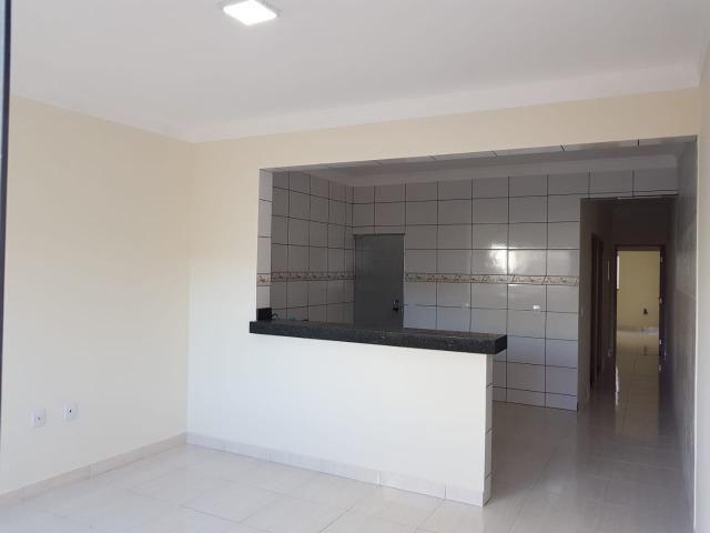 Casa 2Q com suite Brisa da Mata Pego carro como entrada - Plano MCMV - Foto 16
