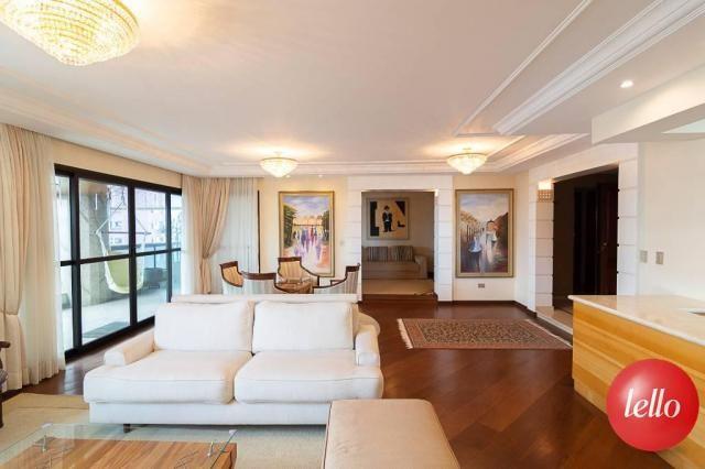 Apartamento para alugar com 4 dormitórios em Tatuapé, São paulo cod:205070 - Foto 5