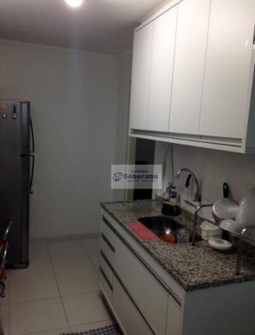 Apartamento com 2 dormitórios à venda, 69 m² por r$ 200.000,00 - chácaras campos elíseos - - Foto 5