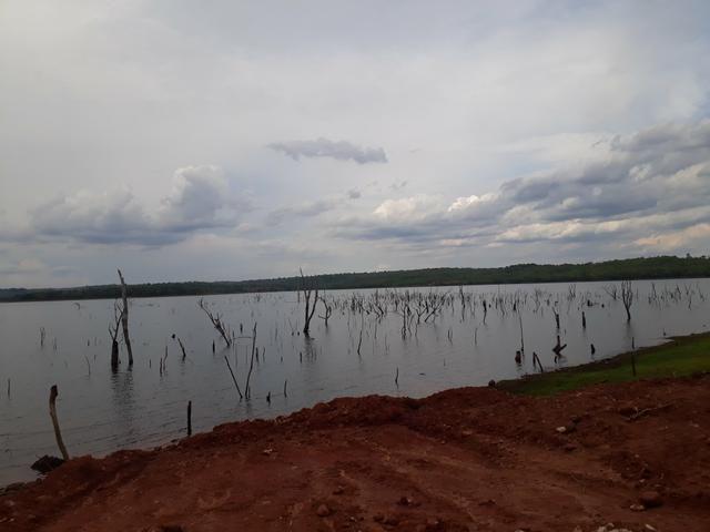 Chácara lago do manso próxima ao asfalto - Foto 4