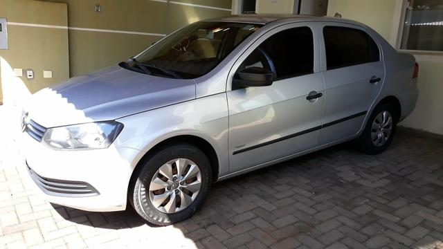 Voyage G6 completo 1.6 + Airbag e Abs