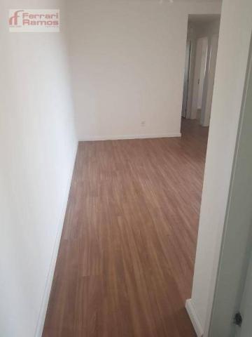 Apartamento com 3 dormitórios à venda, 72 m² por r$ 425.000,00 - vila augusta - guarulhos/ - Foto 11