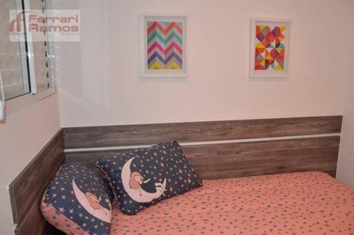 Sobrado com 3 dormitórios à venda, 112 m² por r$ 569.900,00 - vila santa clara - são paulo - Foto 17