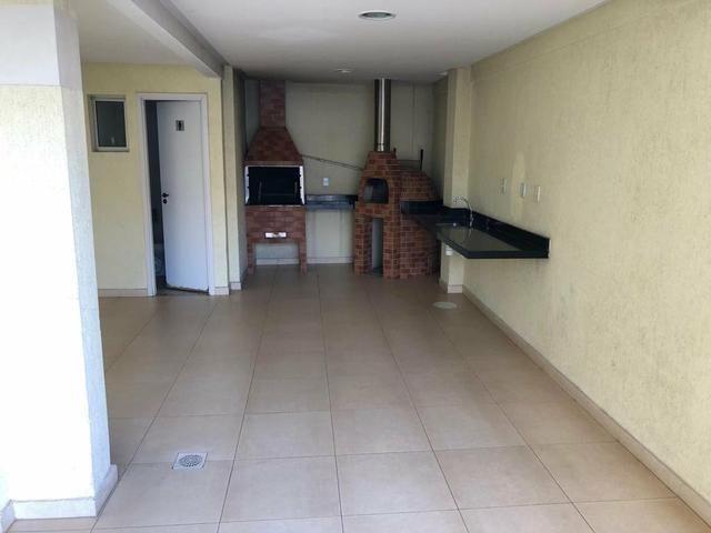 Apart novo 2 qts 1 suite ótima localização lazer completo - Foto 5