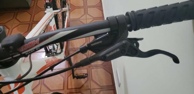 Bike High One toda Shimano 24v - Aro 29 - Foto 3