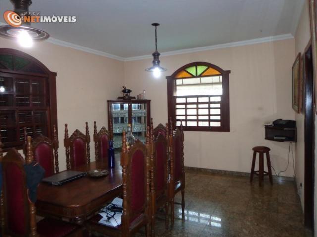 Casa à venda com 4 dormitórios em Alípio de melo, Belo horizonte cod:421325 - Foto 10