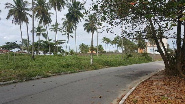 Terreno à beira mar 44x34 em guaxuma - Foto 9