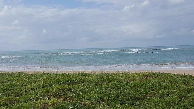 Terreno à beira mar 44x34 em guaxuma