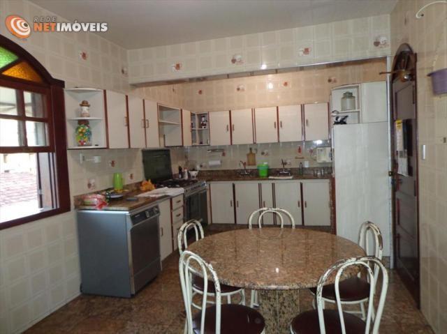 Casa à venda com 4 dormitórios em Alípio de melo, Belo horizonte cod:421325 - Foto 3