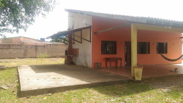 Vendo casa tipo chácara - Foto 8